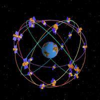 GPS全球卫星定位系统