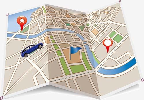 企业公务车GPS